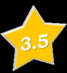 3.5Star