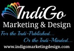 IndiGo Marketing and Design Logo